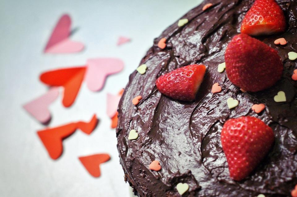 La torta dell'amore