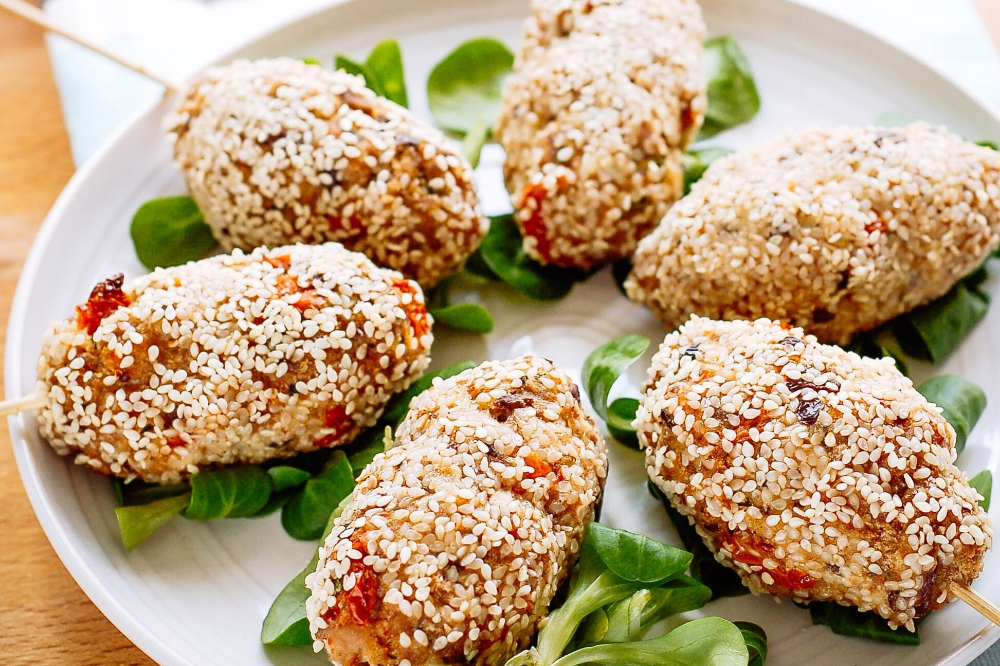 Polpette di coniglio con pomodori secchi e olive - Come cucinare un coniglio ...